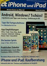 c`t iPhone & iPad,Winter 2015/16,Android,Windows?Tschüss! neuwertig/ungelesen