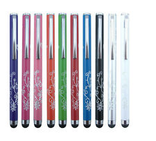 TOUCH PEN Touch Stift GRAVUR Samsung 6,7,8 iphone 6,7,8,X universal