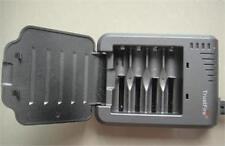 Trustfire Rechargeable 14500 CR123A 18650  Flashlight Battery Australian plug