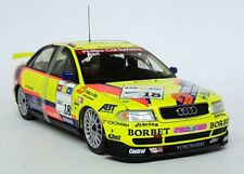 UT Models 1/18 Scale 39746 Audi A4 SWT ABT Sportline 1997 Diecast Model Car