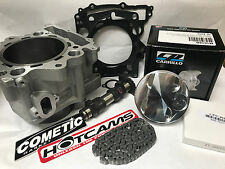 Raptor 660 YFM660 102mm CP 11:1 Cometic Hotcams Stage 2 Cam 686cc Big Bore Kit