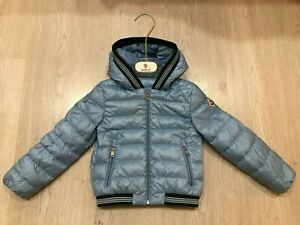 Moncler down jacket size 2Y