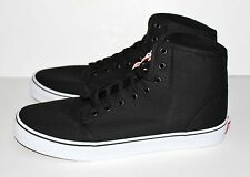 Vans 106 Hi Black True White Men's Size 11