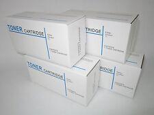 4x Compatible Samsung Toner CLP325,CLT-K407S,CLT-C407S, CLT-M407S, CLT-Y407S