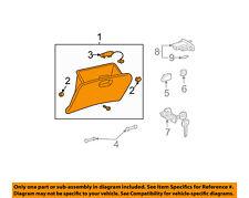 TOYOTA OEM 01-07 Highlander-Glove Compartment Box Assy 5550148070B1