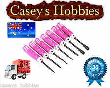 HEX Ellen Key Tools Screw Driver Screwdriver set For RC Buggy Car Plane