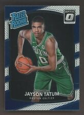2017-18 Donruss Optic #198 Jayson Tatum Boston Celtics RC Rookie