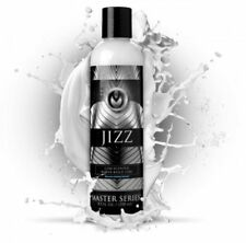 Jizz Water Based Cum Scented Lube 8.5 Ounce Master Series