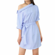 Any Occasion Stripes Hand-wash Only Dresses for Women
