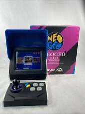 New ListingNeo Geo Mini Console International with 40 games Snk