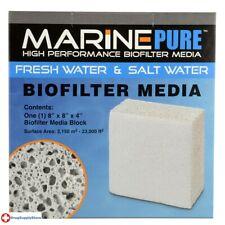 "RA Biofilter Media Block - 8"" x 8"" x 4"""