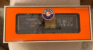 LIONEL 6-39258 ELVIS ALL SHOOK UP BOX CAR
