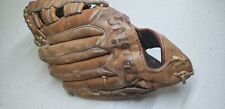 Vintage Spalding Baseball Glove 42-4135 RICK MONDAY Leather Right Hand Thrower