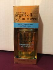 OGX Organix Renewing Argan Oil of Morocco Penetrating Oil. ALL Hair TYPES 3.3oz