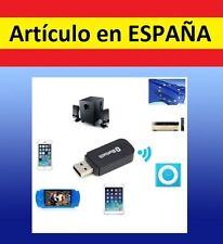 Adaptador BLUETOOTH IPHONE USB cable audio jack 3.5mm smartphone IPAD receptor