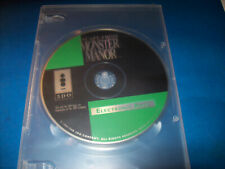Escape From Monster Manor (3DO, 1993) Disc Only