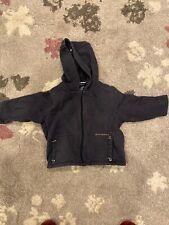 Burberry Zip Up Sweatshirt Boys Size 3Y