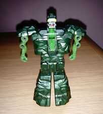 Vintage Bandai 1985 GOBOTS ROCK LORDS - TOMBSTONE- Transforming Action Figure!