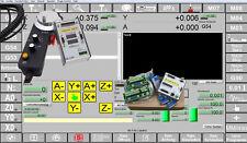 Netzwerk CNC Steuerung mit MPG KIT incl. Software Mach3 Vollversion