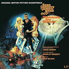 James Bond/John Barry-Diamonds are forever (colonna sonora) 1lp 180g VINILE NUOVO!