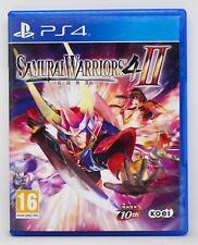 SAMURAI WARRIORS 4 II - PLAYSTATION 4 PS4 PLAY STATION - PAL ESPAÑA 2