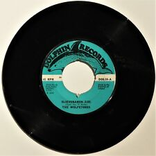 "WOLFE TONES - SLIEVENAMON / SEVEN OLD LADIES - 1970 7"" 45 - VG Rare! Irish Rebel"
