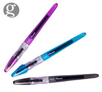 Pilot Plumix Black/Purple/Blue Fountain Pen - P9004BPB