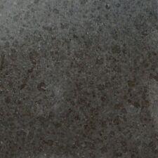 Mauerabdeckung Naturstein Fliese Mauer Basalt schwarz matt 125x30x3 cm