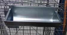 Karmidło rynnowe karmniki dla królików KORYTKO K30