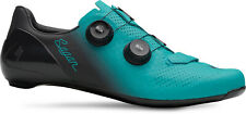 Specialized S-Works 7 Road Cycling Shoes Sagan LTD Edition 44 Teal