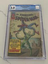 Amazing Spider-Man #20 CGC 3.0 1965 1st app. Scorpion - Tape