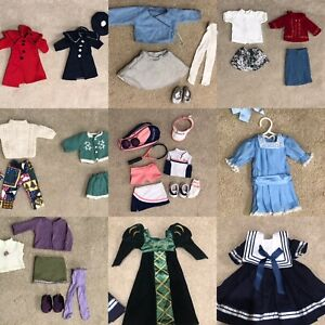 Lot of Clothes For American Girl Dolls (Used)
