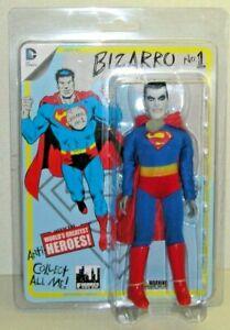 RETRO Bizarro 8 INCH ACTION FIGURE Figures Toy company SUPERMAN Series