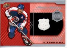 2015-16 Upper Deck A Piece Of History - 1000 Point Club #PC-DH Dale Hawerchuk