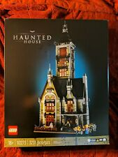 New Factory-Sealed Box Lego Fairgrounds Collection Haunted House (10273)