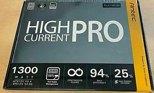 ANTEC 1300 watt High Current PRO 80+ Platinum modular power supply