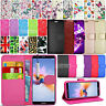 For Huawei Honor 7X BND-L21 L22- Wallet Leather Case Flip Book Cover +Film Guard