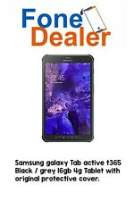 "Samsung Galaxy Tab active T365 8"" Quad Core  Black Tablet"