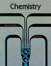Chemistry for Engineering Students by Brown, Lawrence S.Holme, Tom…