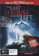 LAST HOUSE ON THE LEFT 2009 : NEW DVD