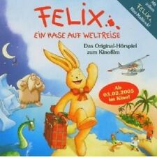 HÖRSPIEL - FELIX-EIN HASE AUF WELTREISE  CD NEU