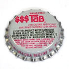 vintage Coca-Cola $$$ Tab Low Calorie capsules USA SODA BOUTEILLE casquette