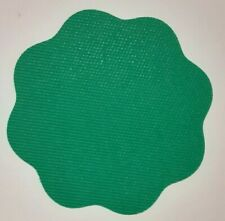 """Magic Flower Rubber Jar Opener 5"""" wide Green Made in the Usa"""