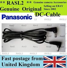 Original Panasonic Caméscope DC Câble NV-GS27 GS22 GS21 AG-DVC30 HMC70 HMC72