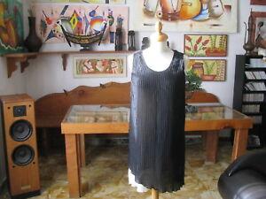 Black Dress / Silk Size M Black - Intimissimi