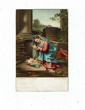 POST CARD MISCH & STOCK`s WORLD GALLERIES THE VIRGIN AND CHILD
