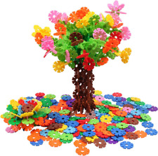 Best Selling STEM Toys For 6 Year Old Boys Girl Kid Connecting Toddler 500pc NEW