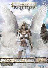 3x Angel #15 Custom  Altered Tokens MTG (for Geist of Saint Traft)