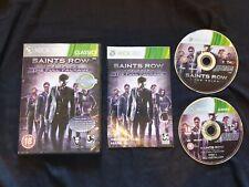 Saints Row el tercer el paquete completo Microsoft Xbox 360 Juego