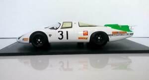 Porsche 908 No.31  24H Le Mans in 1:18 Scale by Spark 1968